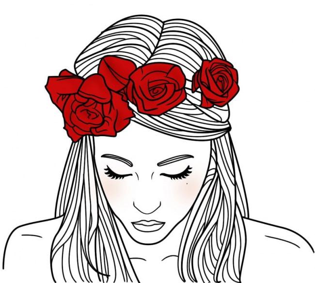 Красивые рисунки для срисовки карандашом (45 фото)