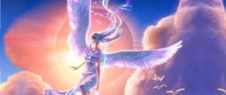 Красивые картинки про ангелов с крыльями (38 фото)