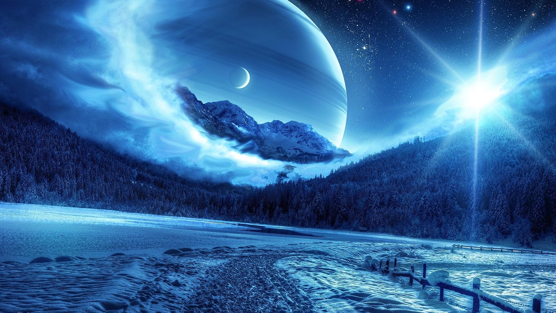 женскую красивые картинки ночи и вселенной словам дарьи