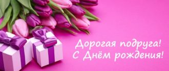Картинки поздравления «С днем рождения подруге» (38 фото)
