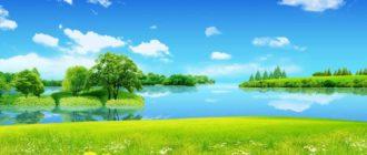 Красивые картинки лето (36 фото)