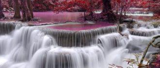 Красивые картинки с водопадами (39 фото)