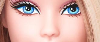 Картинки с красивыми куклами Барби (37 фото)