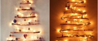 Красивые картинки елки на Новый Год своими руками (31 фото)