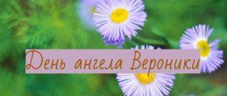 Картинка на именины Вероники (30 фото)