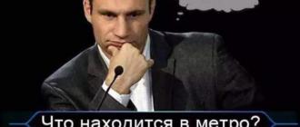 Прикольные картинки с цитатами Кличко (22 фото)