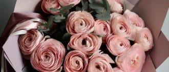 Красивые большие букеты цветов (38 фото)