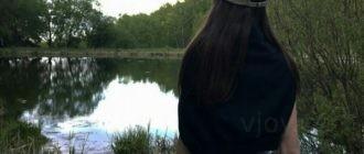 Красивые картинки девушки со спины (40 фото)