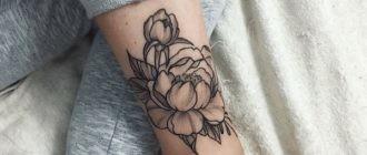 Картинки с татуировками для девушек (40 фото)