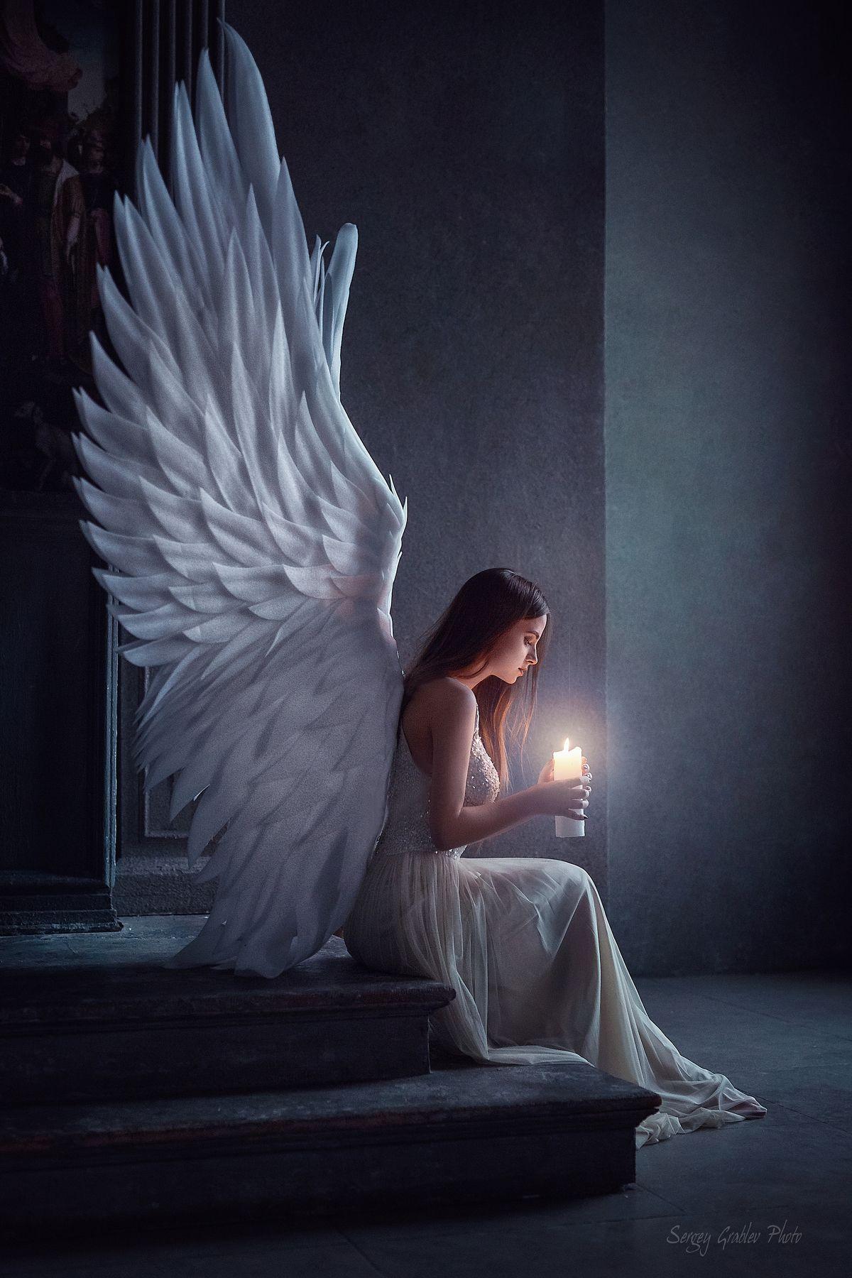 идеи фото на аву с ангелами подруга, поздравляю