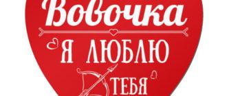 Картинки «Владимир, я тебя люблю!» (33 фото)