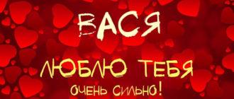 Картинки «Василий, я тебя люблю!» (32 фото)