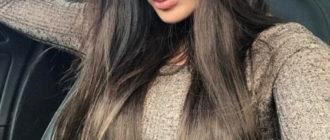 Красивые аватарки для девушек с длинными волосами (39 фото)