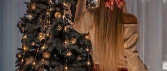 Красивые новогодние картинки на аватарку (43 фото)