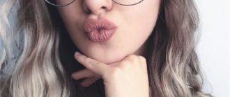 Красивые аватарки с девушками в очках (46 фото)